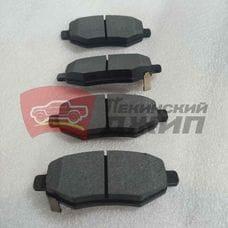 Колодки тормозные задние TIGGO 5 (T21-3502080)