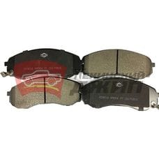 Колодки тормозные передние (комплект) HAVAL H9 / H8 (KD9014)