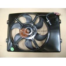 Вентилятор радиатора с диффузором