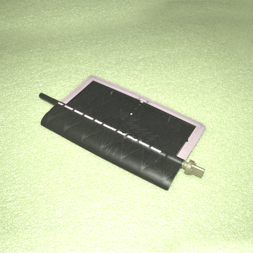 Шторка (заслонка) отопителя T21-8107713