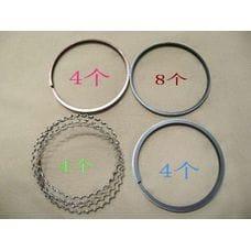 кольца поршневые + 0,25